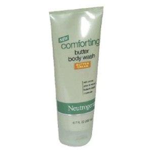 Neutrogena Comforting Butter Body Wash