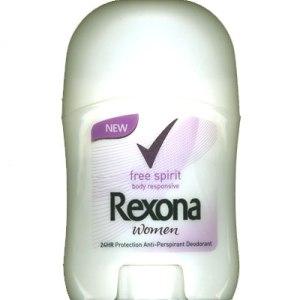 Rexona free spirit