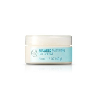 The Body Shop Seaweed Mattifying Day Cream