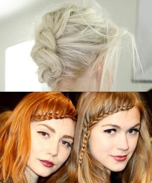pletenice u kosi