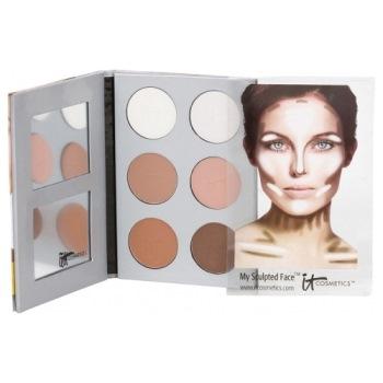 Kako postati ljepotica u trenu - Palete za konturiranje lica