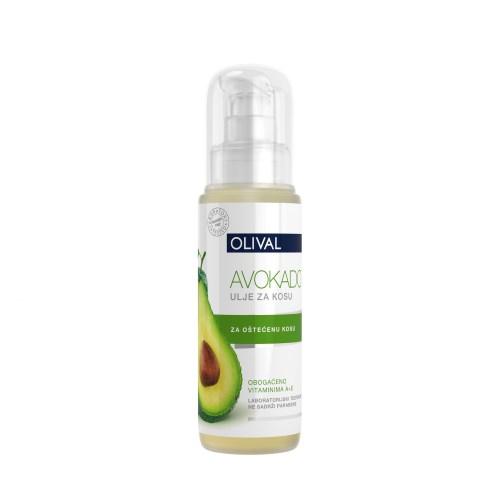 Olivalov Avokadov šampon i ulje – spas za suhu i oštećenu kosu