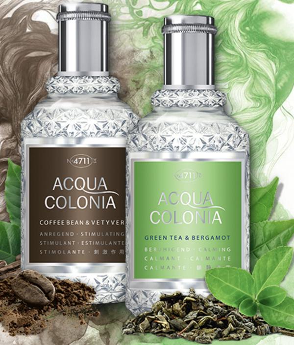 Predivni novi mirisi N° 4711 za jesen i zimu