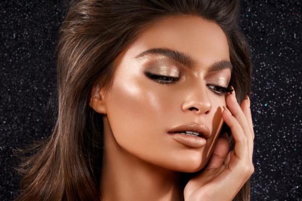 Moderno šminkanje za smeđe oči