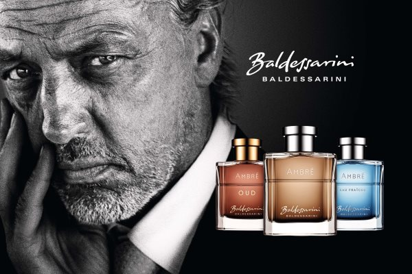 Bogat stilom, klasom i elegancijom Zlatni mirisi od Baldessarini