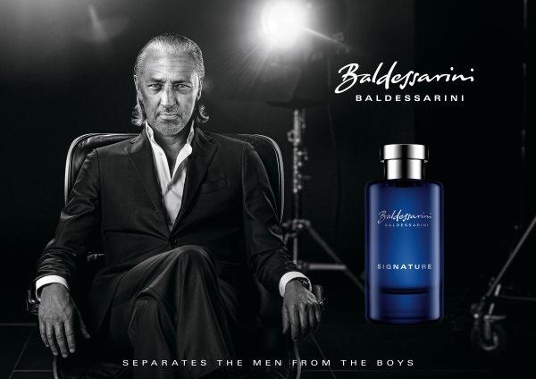 Novi parfem BALDESSARINI SIGNATURE za muškarce koji uvijek ostavljaju dojam
