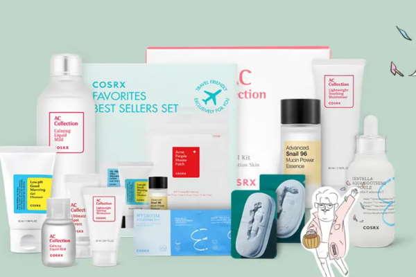 Cosrx – 10 najpopularnijih proizvoda
