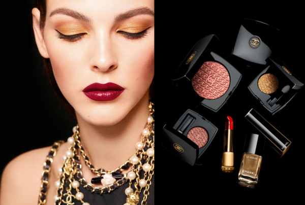 Chanel blagdanska make up kolekcija