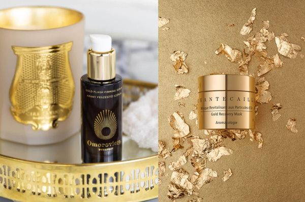 Kozmetika sa zlatom