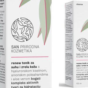 Tonik za zrelu i suhu kožu koji je srodniji hidratacijskom serumu ili boosteru