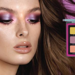 Moderna šminka za ljeto